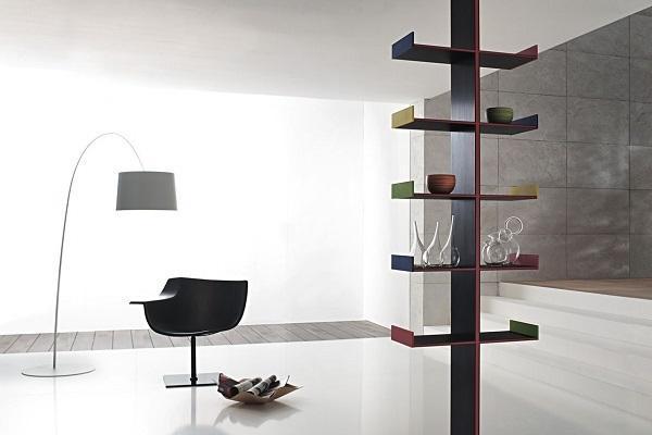 Libreria Ginko in interno