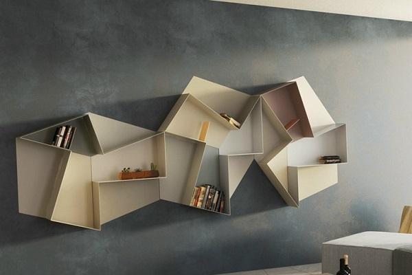 Libreria Slide orizzontale