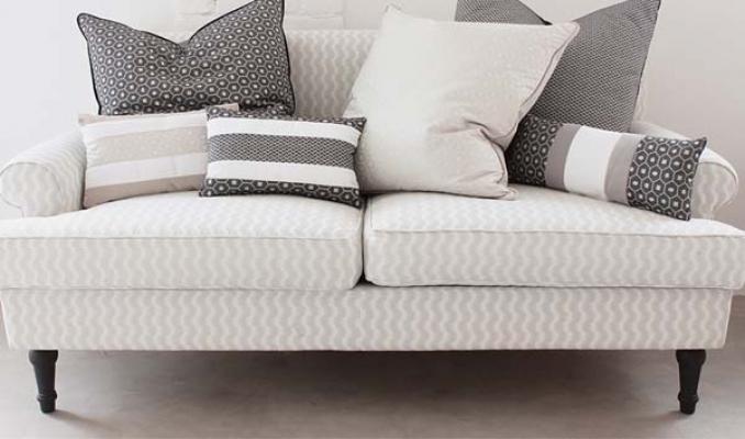 Cuscini de L'Opificio: realizzati con materiali senza formaldeide