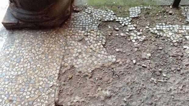 Restaurare una pavimentazione antica e di pregio