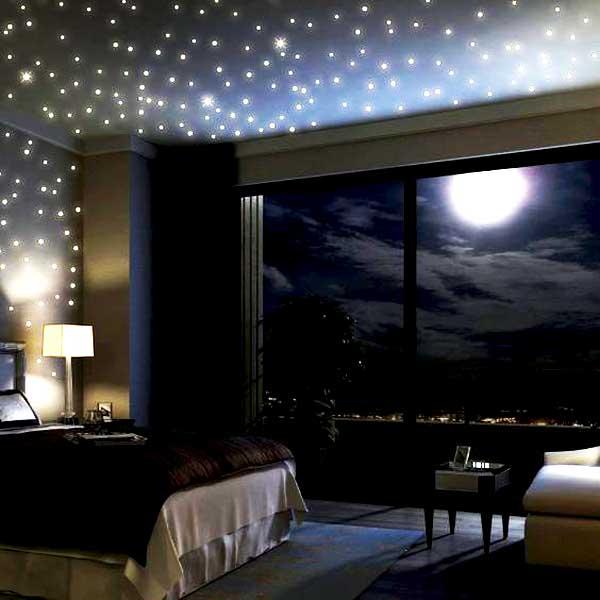 Realizzazione di cielo stellato - Immagine tratta da amazon.it