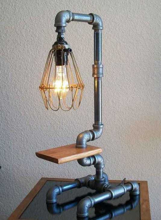Sistema illuminante creativo by etsy.com