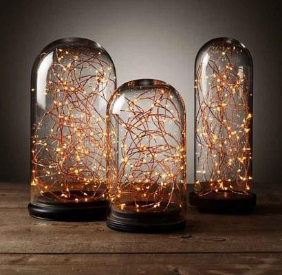 Luci decorative per interni by loves.cucchiaio.it