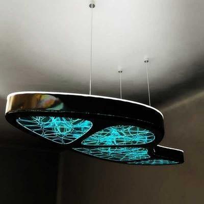 Installazione luminosa ANEMIX - Immagine tratta da perspective.name