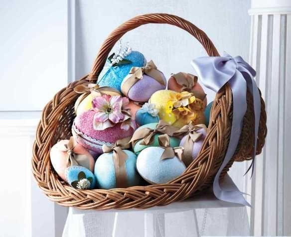Centrotavola di Pasqua di Martha Stewart