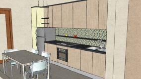 In che modo adattare una vecchia cucina a una nuova casa
