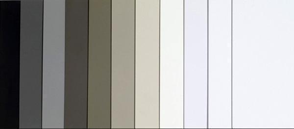 la gamma dei laminati Duropal solidcolor