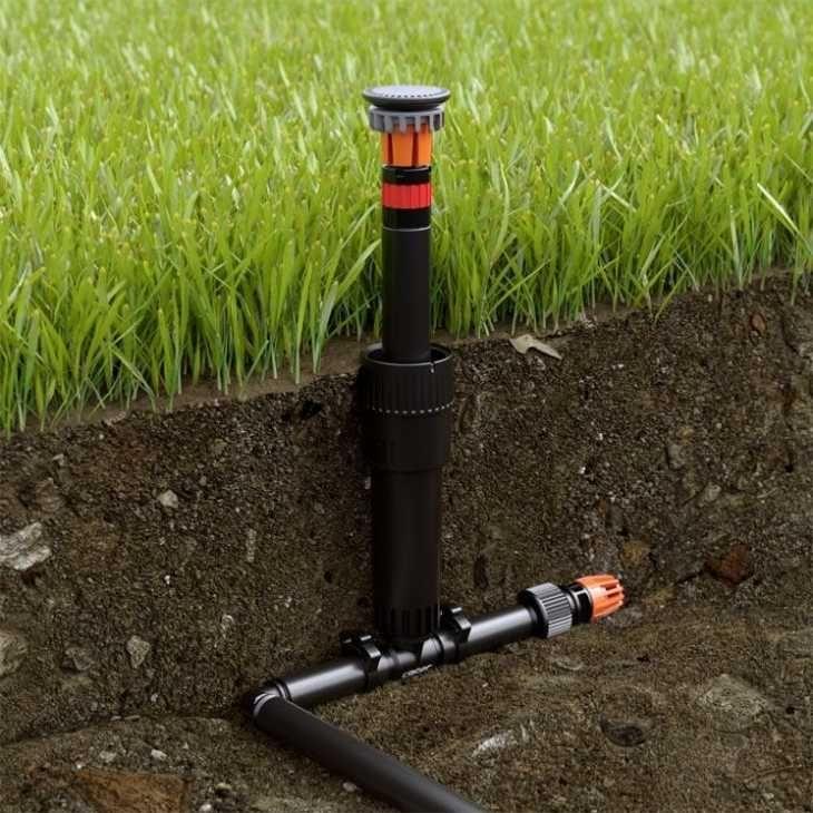 Vantaggi dell 39 irrigazione interrata for Irrigazione giardino