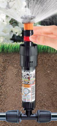 Irrigazione interrata Colibrì sistem di Claber