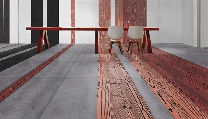 Rivestimenti effetto legno particolari  di 14ORAITALIANA