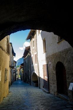 Centro abitato in Valle d'Aosta