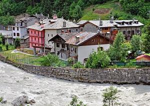 case in Valle d'Aosta