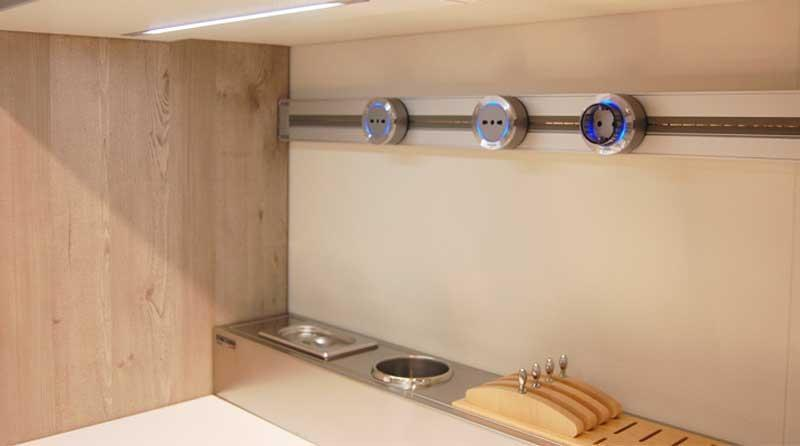 Foto impianto elettrico cucina - Realizzare impianto elettrico casa ...