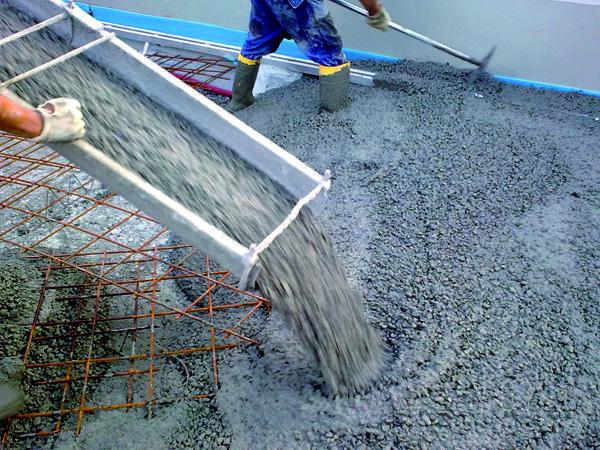 Cemento armato e risanamento - Costruzione piscina in cemento armato ...