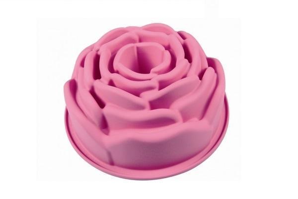 Tortiera Formaflex Rosa di Pavoni Italia