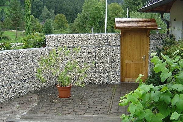 Recinzioni decorative per il giardino