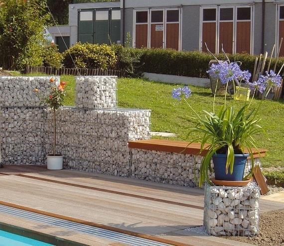 Foto recinzioni decorative per il giardino - Lavorincasa forum ...