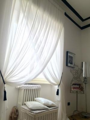 tende per camera dipinte : Soluzioni on-line per tende personalizzate perfette anche per infissi ...