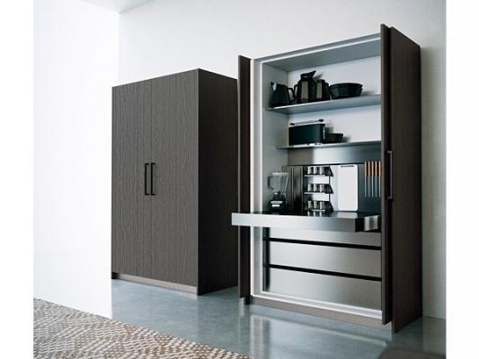 Armadio Cucina Come Organizzarlo: Armadio su misura per camera da letto non s...