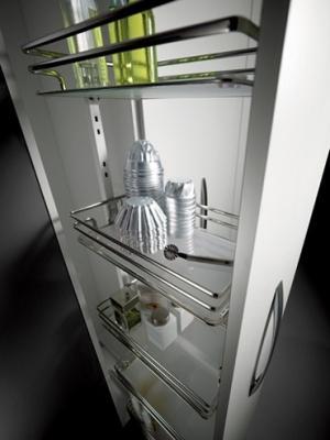 Arredare una cucina: Compagnucci, colonna attrezzata