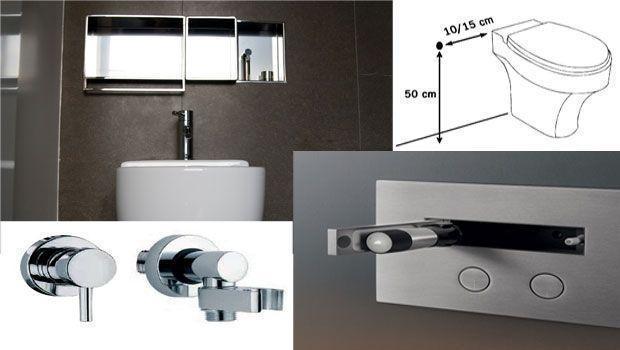Un'accurata pulizia del WC con lo scopino idraulico