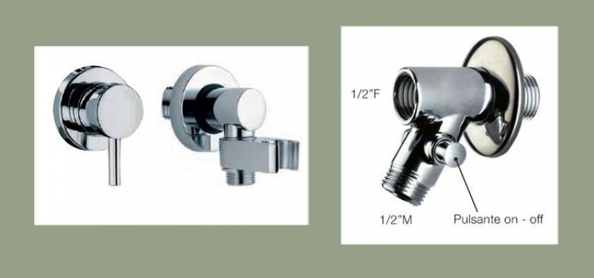 Accessori e componenti scopini idraulici BOSSINI