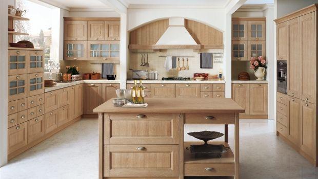 Cucine Componibili Modelli.Cucine Classiche Rustiche E In Legno Modelli E Caratteristiche