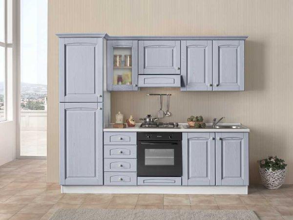 Cucina classica modello Adele di Conforama