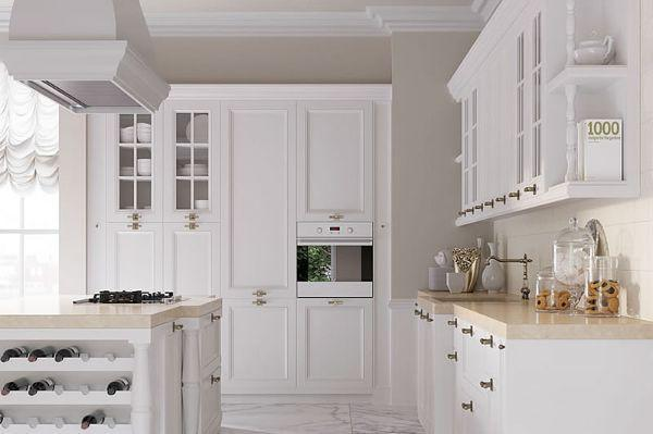 Cucine classiche, rustiche e in legno: modelli e caratteristiche