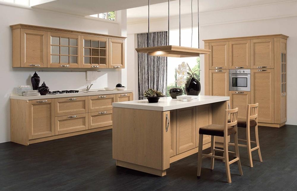 Foto cucine classiche rustiche e in legno modelli e caratteristiche - Cucine classiche foto ...