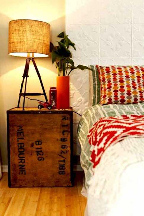 Atmosfera di relax in camera da letto - Immagine by house.nerd.com