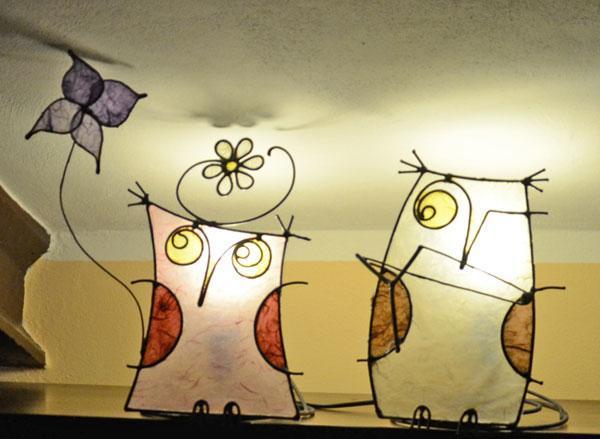 Lampade scenografiche by LampaDani