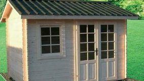 Istruzioni per realizzare casette in legno da giardino