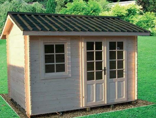 Realizzare casette in legno da giardino