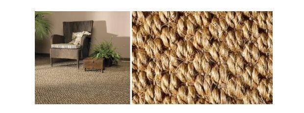 Pavimenti in fibra di cocco di Domusmoquette