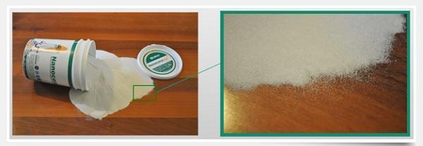 Dettaglio rivestimento termoisolante di NanoceramiX