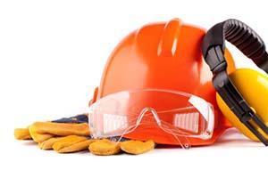 Come eliminare la muffa dalle pareti, protezione lavori manuali
