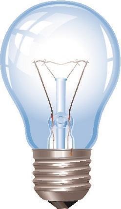 Malfunzionamento contatore: lampadina elettrica