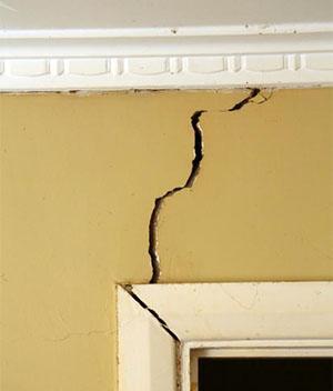 Danni strutturali e necessità di una perizia giurata.