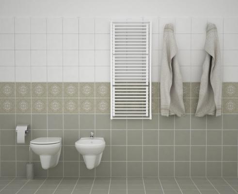 TILESKIN decori bagno adesivi