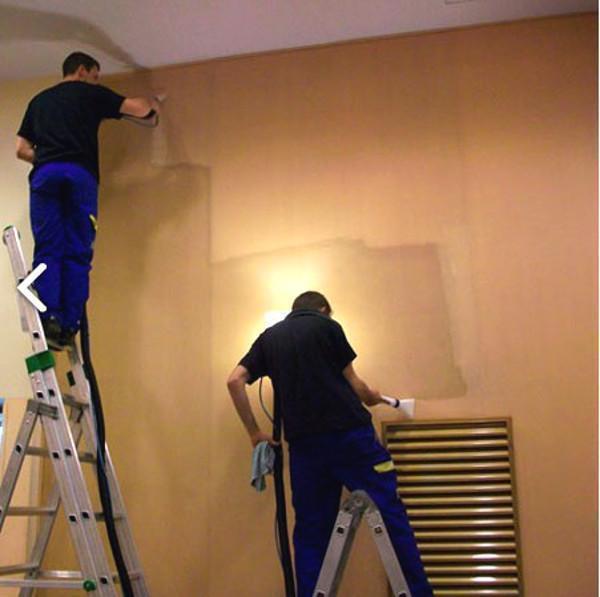 Intervento su pareti danneggiate con Ozono Ditta Ozosystem-International