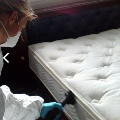 Sanificazione materassi con ozono