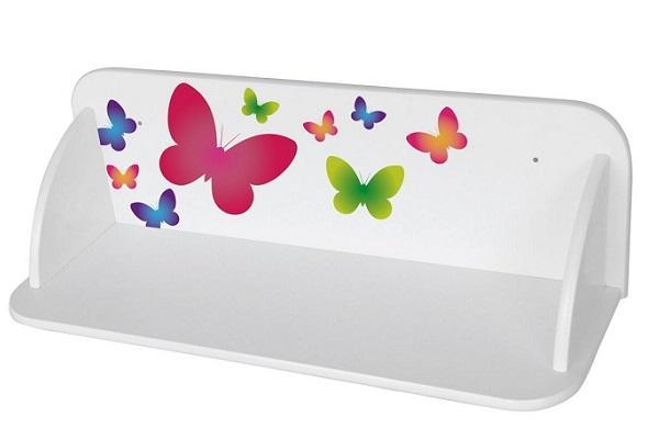 Mensola Farfalle di Leomark