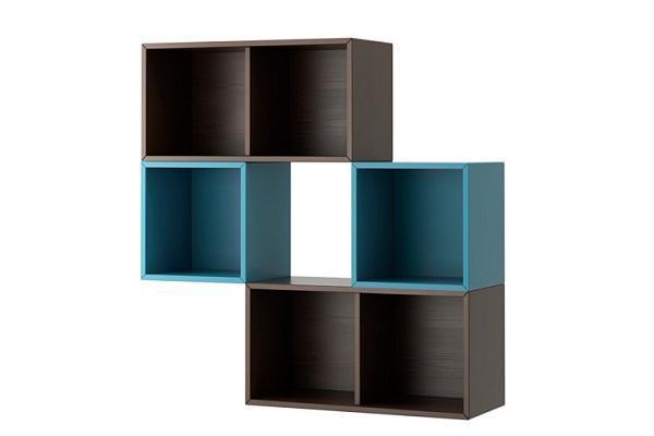 Cubi da parete ikea immagini ispirazione sul design casa for Libreria cubi ikea