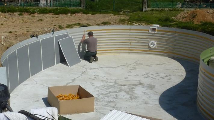 ISOPLAN rivestimento piscina