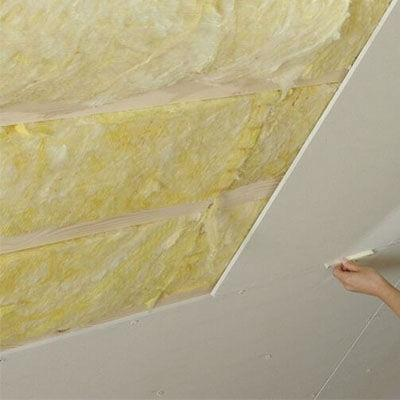 FERMACELL posa a soffitto
