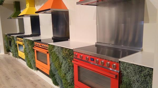 Cucine tecnologiche: Smeg