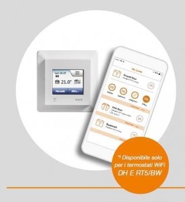 Gestione wifi tramite app gratuita