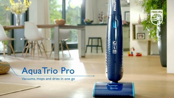 Aqua Trio Pro di Philips