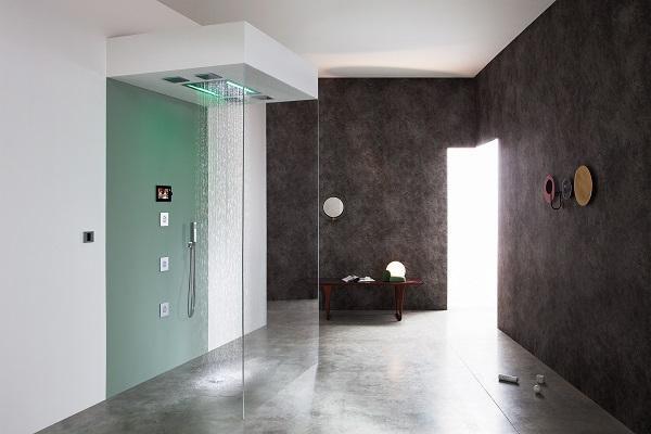 Bagno moderno: Graff, soluzioni per doccia